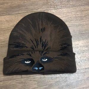 Star Wars Accessories - Star Wars Chewbacca Beanie In EUC 4b6dba99fcf